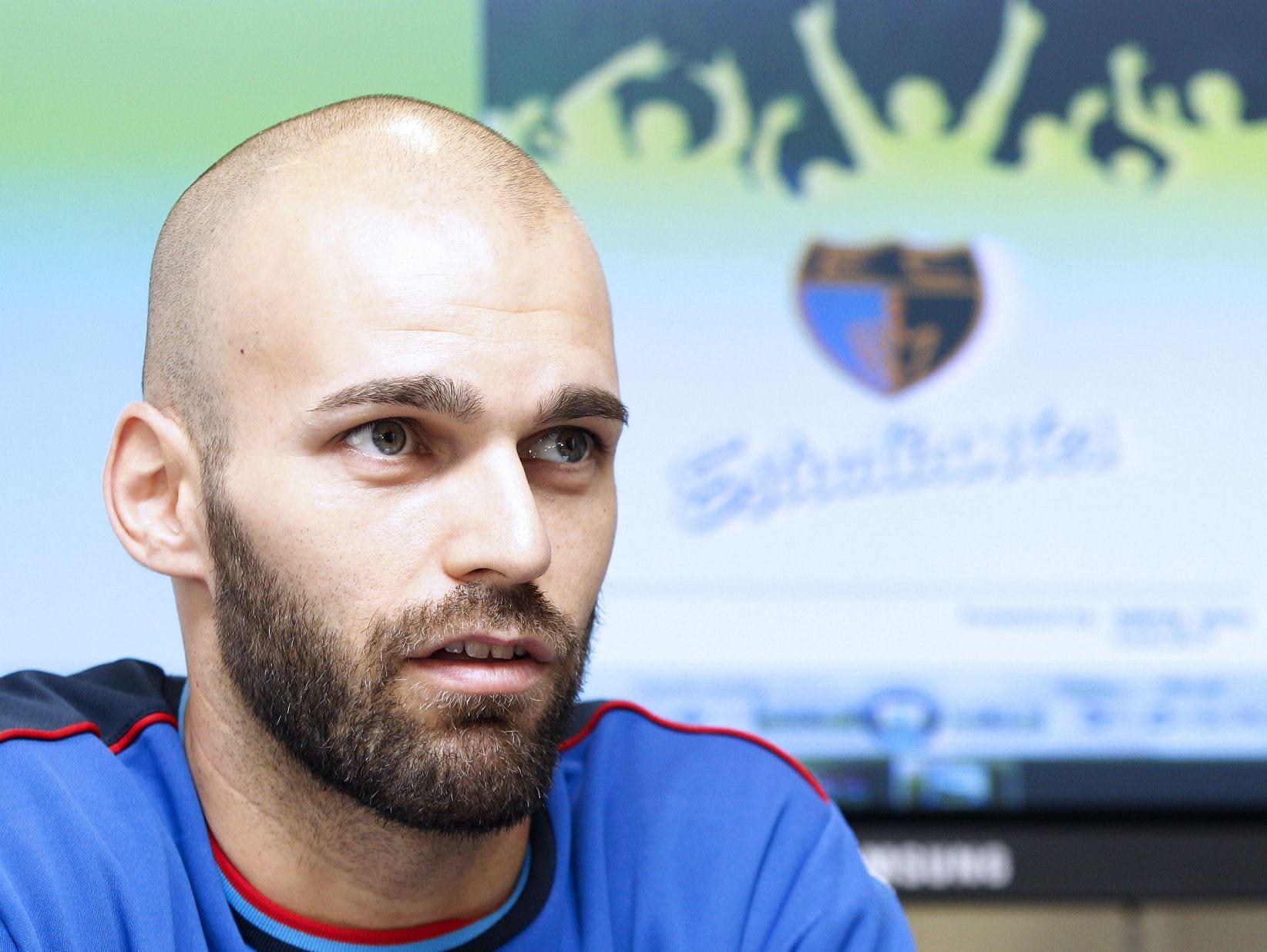 """Andrés Miso: """"Quiero demostrar en casa cosas que sí hice en otros equipos"""""""