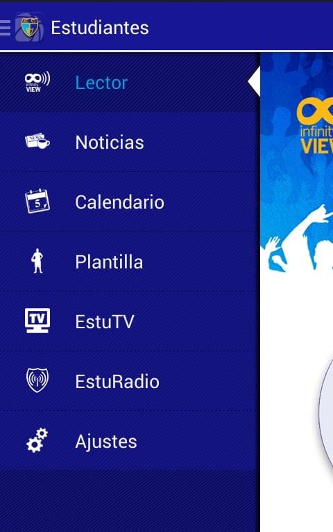 Usa el lector infinityVIEW de la App oficial del Estu con tu entrada o abono y accede en exclusiva a los mejores momentos EstuRadio 2013
