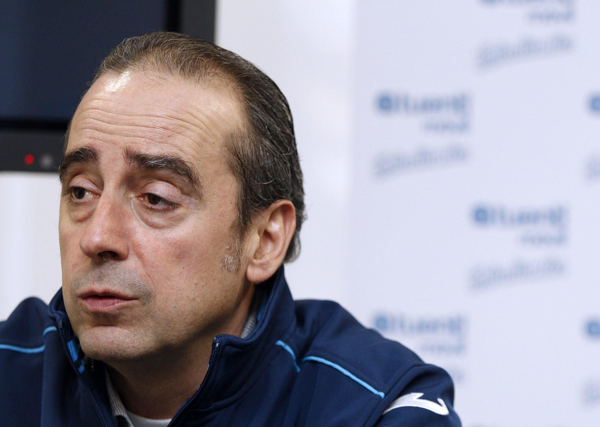 """Txus: """"Nos sabe mal el último partido en casa de esta forma, el domingo tenemos que resarcirnos"""""""