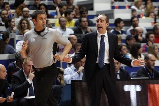 """Vidorreta: """"Para dar la campanada en Barcelona debemos ser muy positivos y sólidos en defensa"""""""