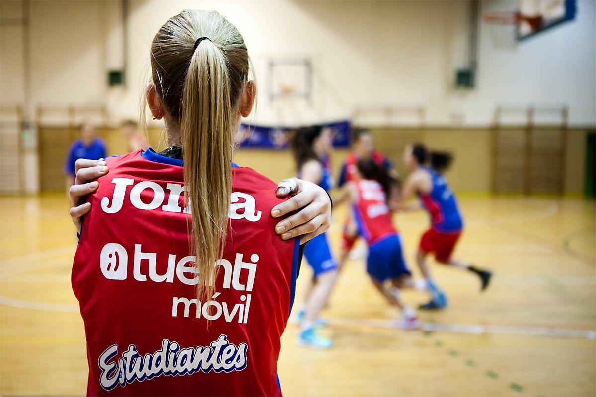 VÍDEO: Así entrena el Liga Femenina 2. Hasta la cocina en Magariños, Consejo Superior de Deportes y La Nevera