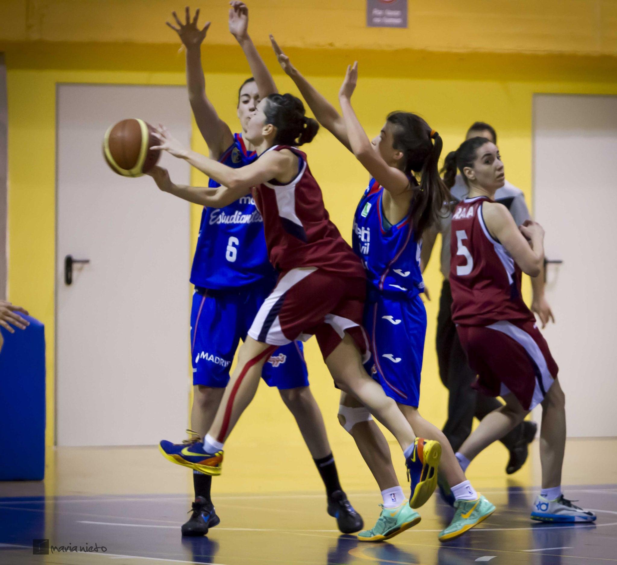 Alcobendas y Gernika, equipos del mismo grupo que Tuenti Móvil Estudiantes, ascienden a Liga Femenina
