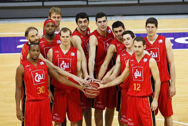 Vistazo al rival, CAI Zaragoza: A asegurar los Playoffs