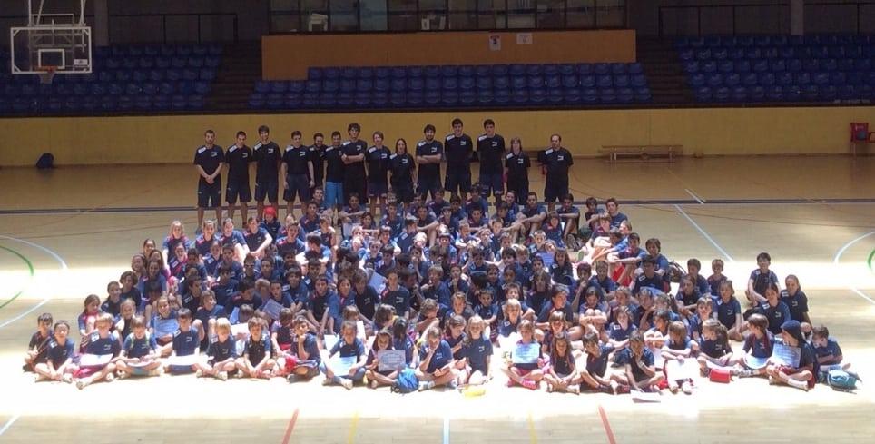 ¡Terminó el primer turno del Campus de Madrid!