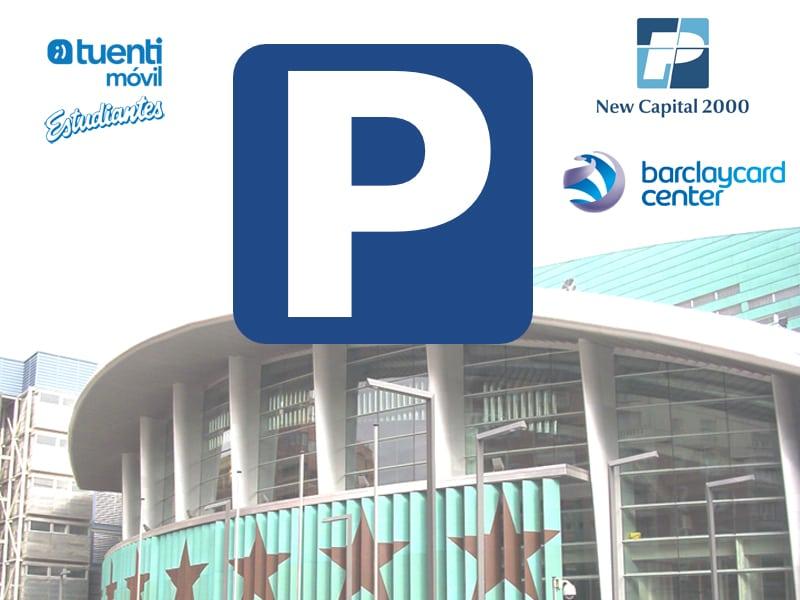 Parking los días de partido por solo 63,35 euros