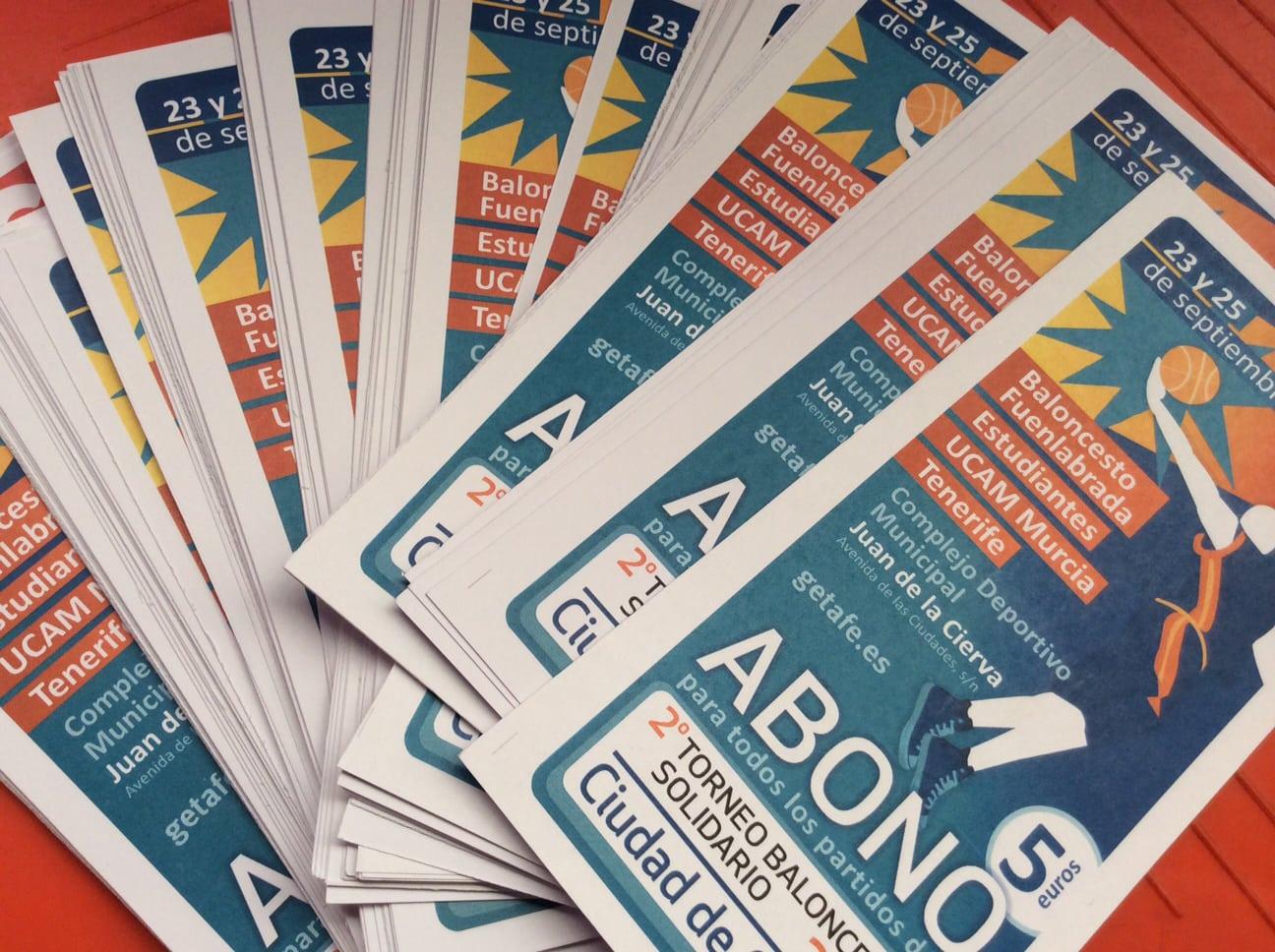 A la venta en Magariños las entradas del Torneo de Getafe: 5 euros los dos días