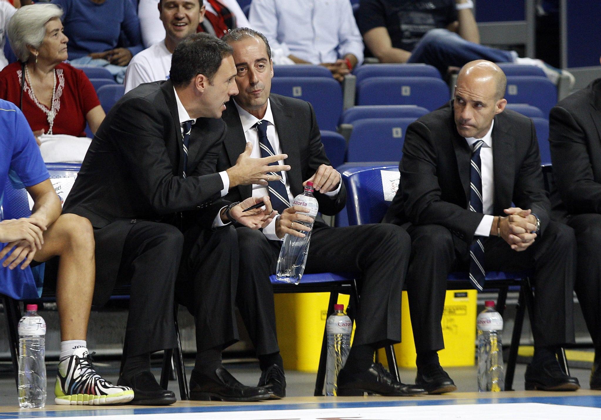 """Vidorreta: """"Dimos motivos para el optimismo, supimos reaccionar en equipo a la baja de Van Lacke"""""""