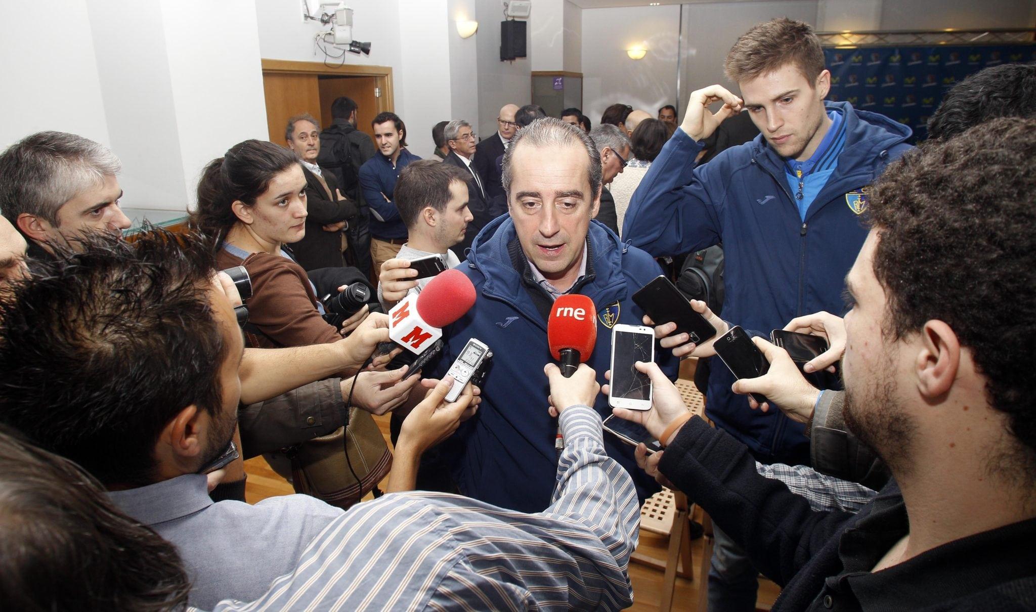 """Vidorreta: """"vamos a Vitoria muy motivados con el reto de conseguir la primera victoria fuera de casa"""""""