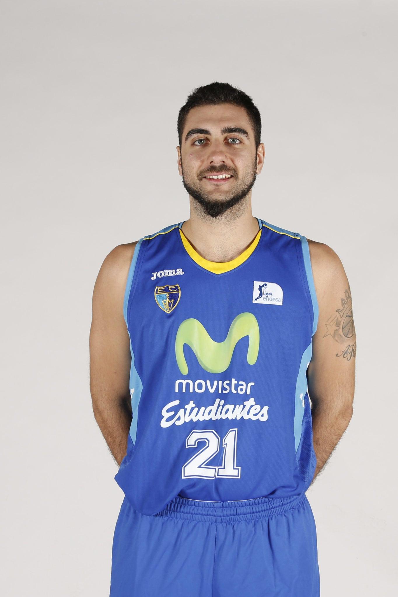 21. Pietro Aradori