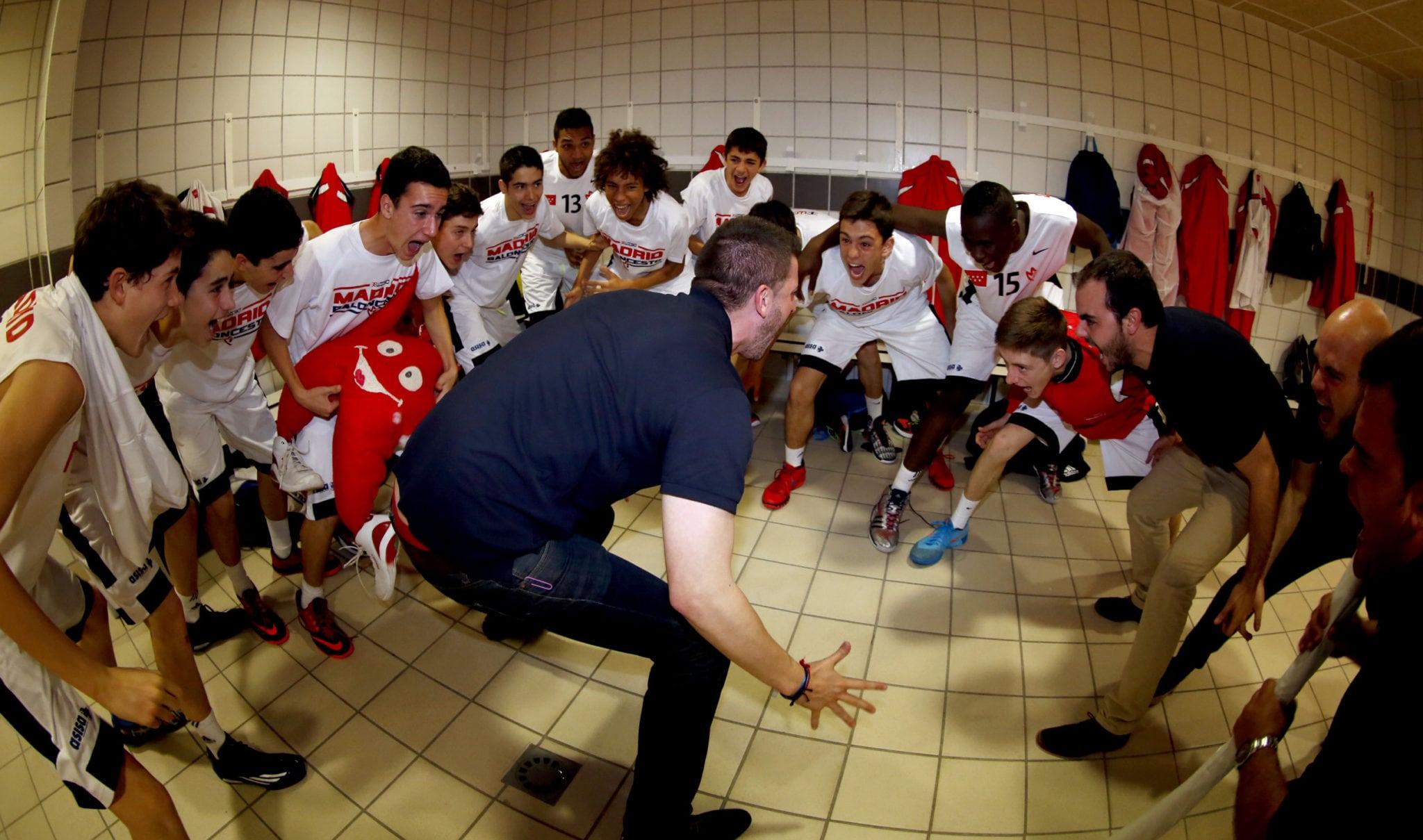 Madrid revalida su Campeonato de España Infantil Masculino con mucha presencia de Movistar Estudiantes