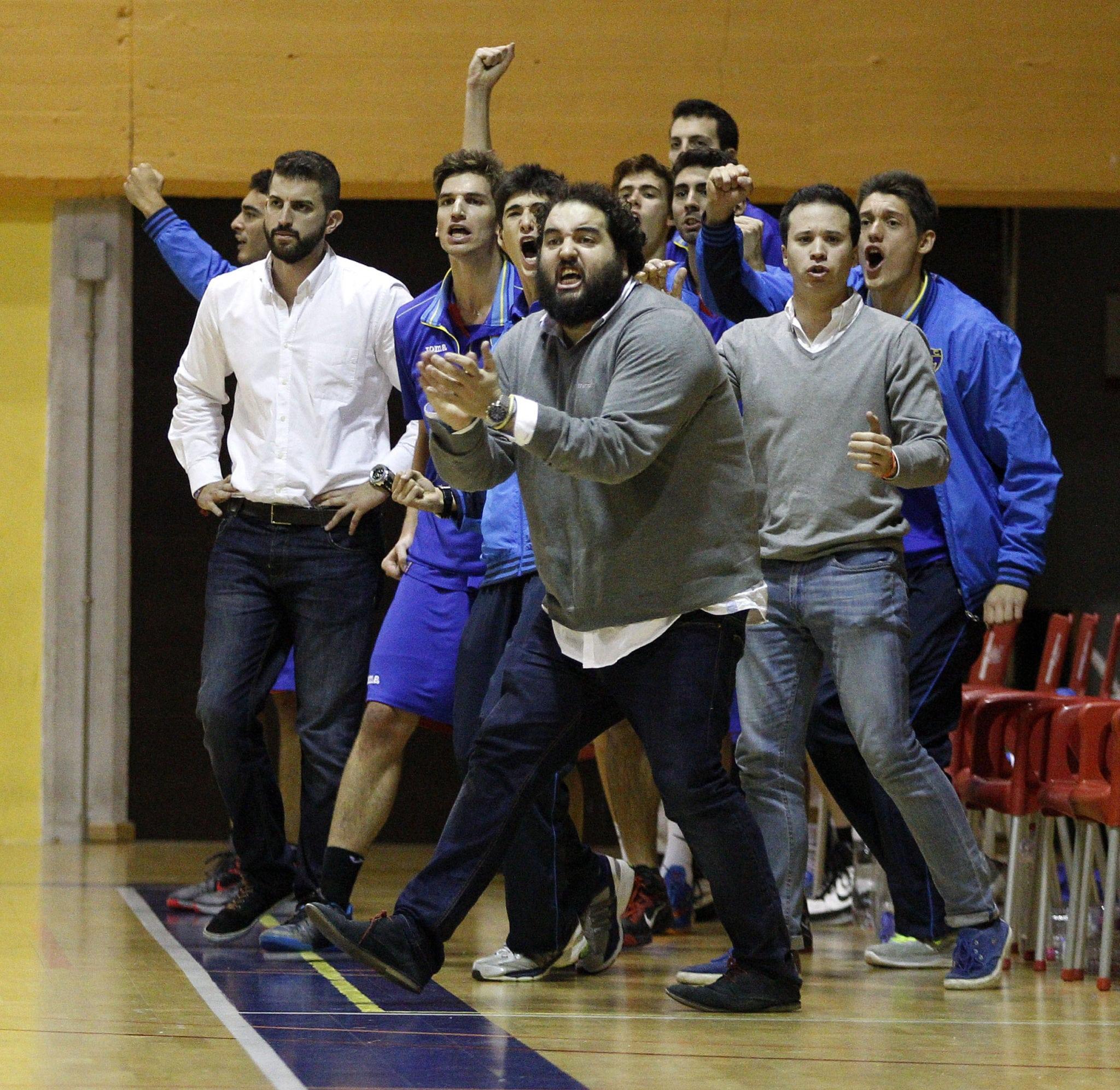 El blog del entrenador EBA Javier Zamora: a despedir el año con victoria