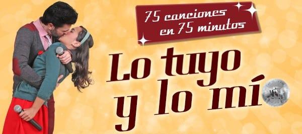 """50% de descuento en """"Lo tuyo y lo mío"""" en el Teatro Fernán Gómez con tu abono"""