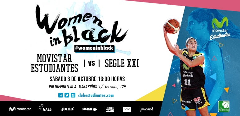 Sábado 3, 16h: el día D y la hora H para el retorno de las Women in Black