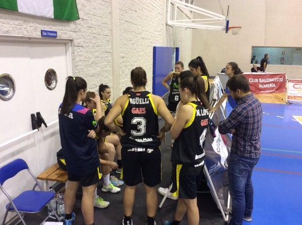 Las women in black cayeron en su primera salida fuera de Madrid (65-57)