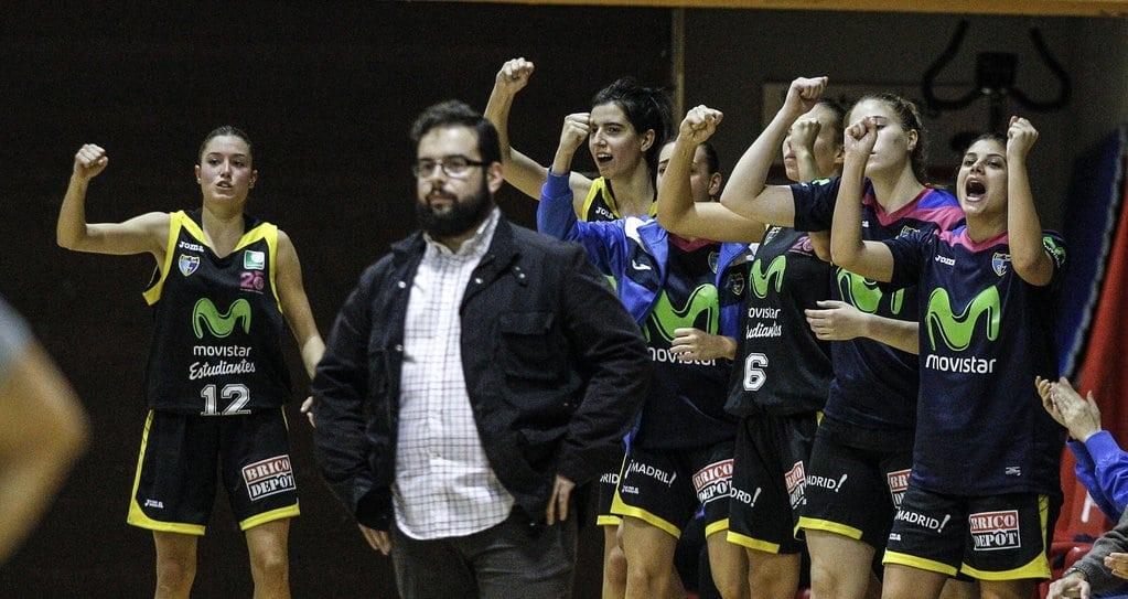 """Las """"women in black"""" conquistan Barcelona para abrir la segunda vuelta con buen pie (41-62)"""