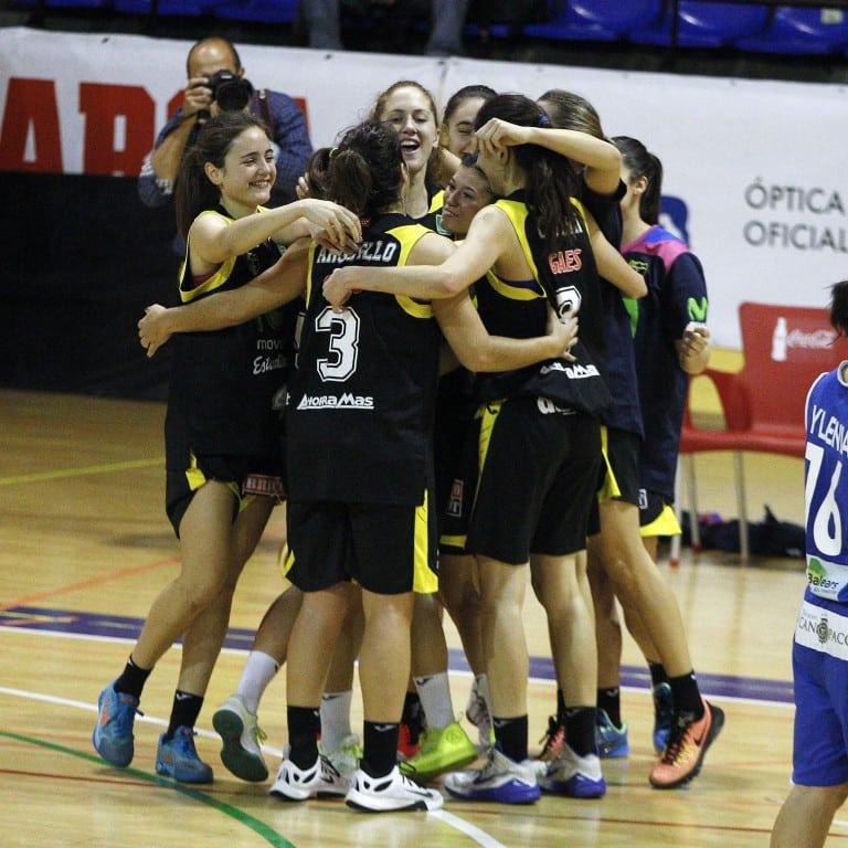 """Las """"women in black"""" llegan en plena forma al primer partido en casa de la segunda vuelta"""
