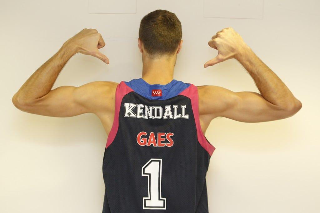 1. Levon Kendall