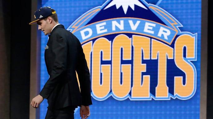 Histórica elección de Juancho Hernangómez en el puesto 15 del Draft de la NBA