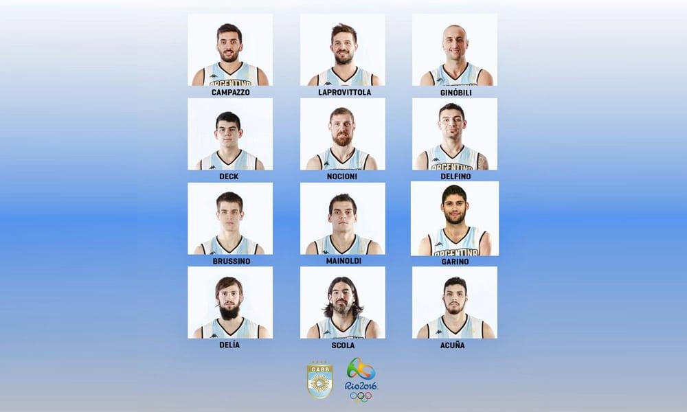 Nico Laprovittola, confirmado entre los 12 de Argentina que disputarán los Juegos Olímpicos. Esta semana empiezan los amistosos de la albiceleste en Las Vegas