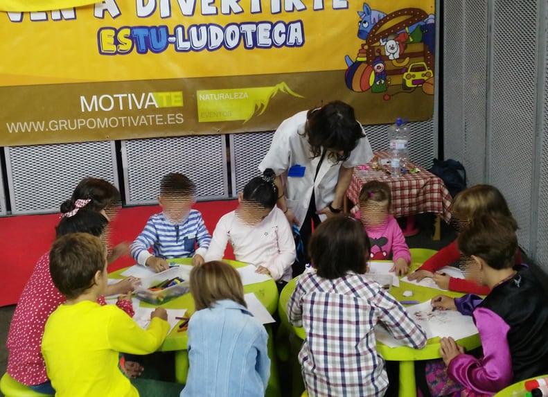 ¡Vuelve la EstuLudo en los días de partido! Desde 5 euros por niño