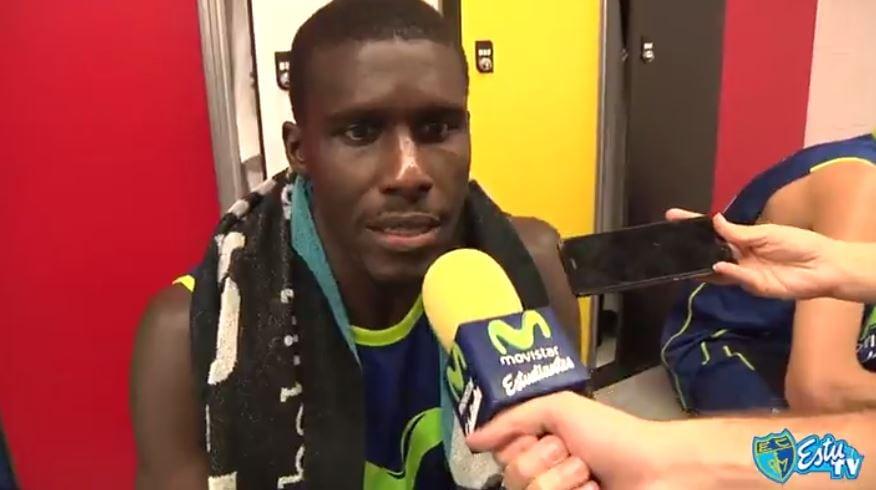 """Habla la plantilla: """"Tenemos que tomarnos esto como motivación y trabajar ya para reaccionar en Bilbao y Santiago"""""""