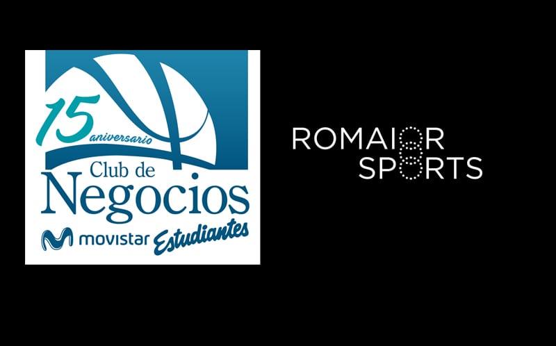 Romaior Sports ¡Bienvenidos al Club de Negocios Movistar Estudiantes!