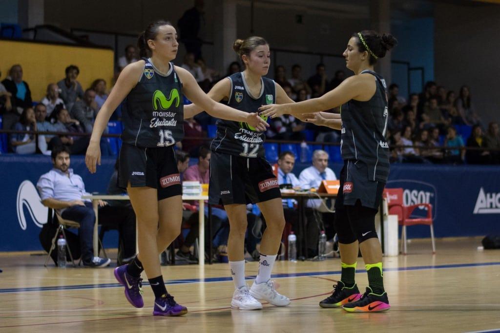 LF2: Enorme victoria de las Women in Black ante el potente Rivas (83-69)