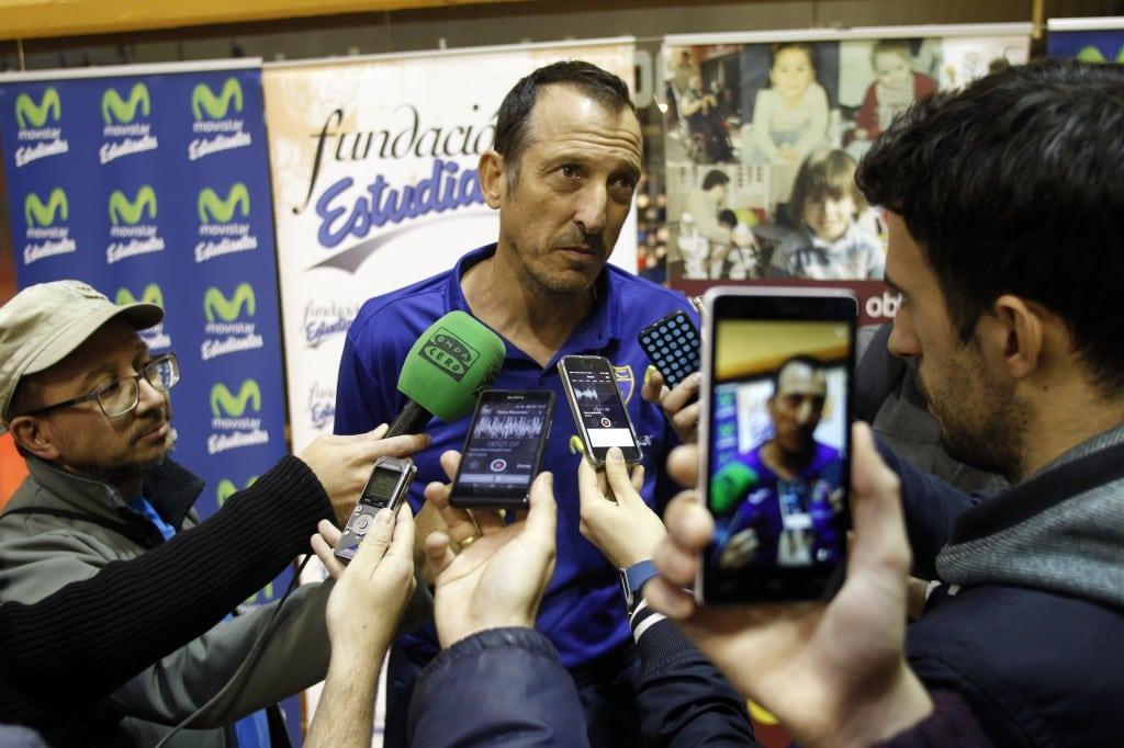 """Maldonado:""""todo iba de fábula y de golpe hay lesiones, pero son problemas que debemos convertir en virtudes"""""""