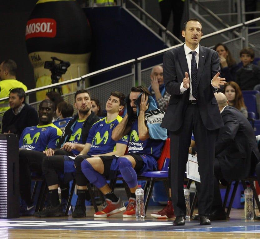 Maldonado: «Iberostar Tenerife tiene un ritmo que te envuelve, debemos centrarnos en ello para plantarles cara»