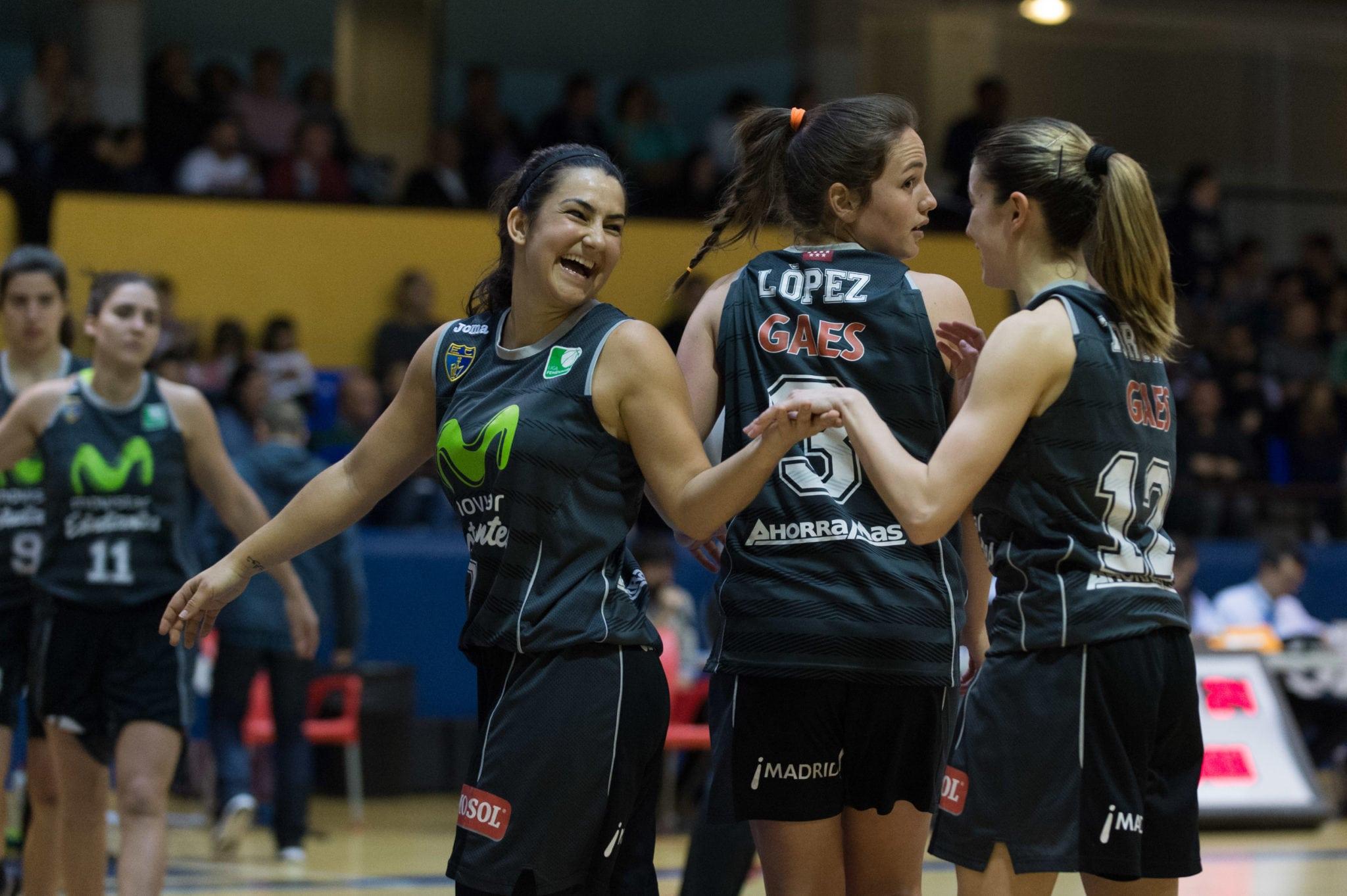 """Las """"Women In Black"""" ante el Aros León con muchas posibilidades de estar en semifinales (17:30 horas)"""