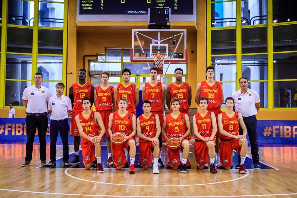 Vanaclocha y Zamora, en cuartos del Mundial U19M