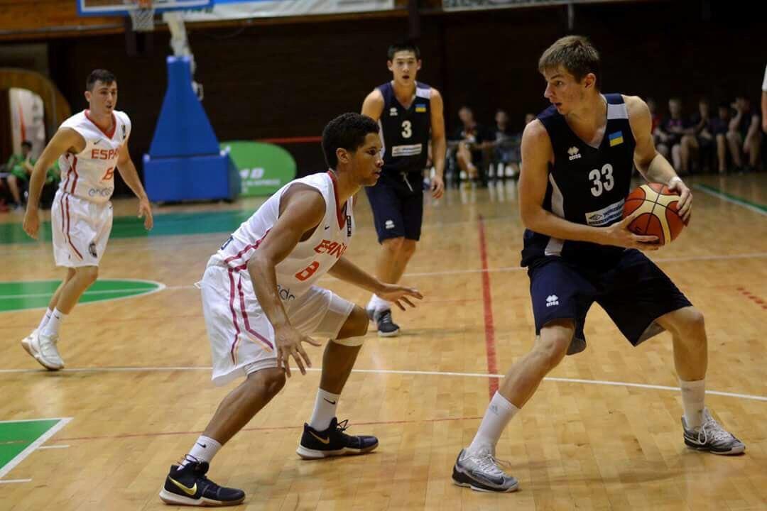 U18M: Tamayo vence con España en Albacete pese a perder el derbi con Grytsak