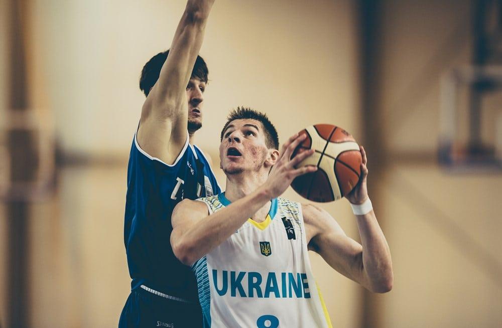 Andriy Grytsak, 12º de Europa con Ucrania