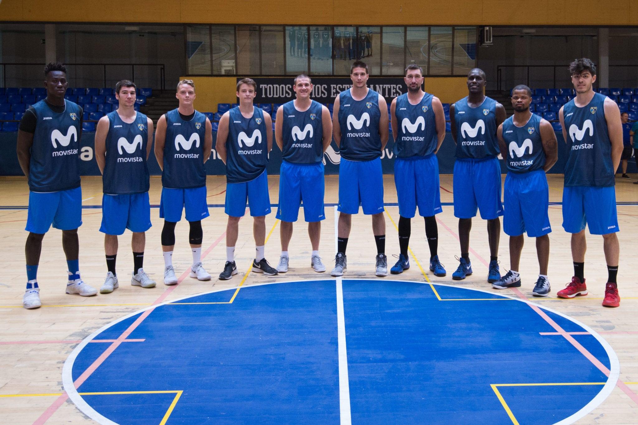 Arrancó Oficialmente la Pretemporada 2017-18 en Movistar Estudiantes