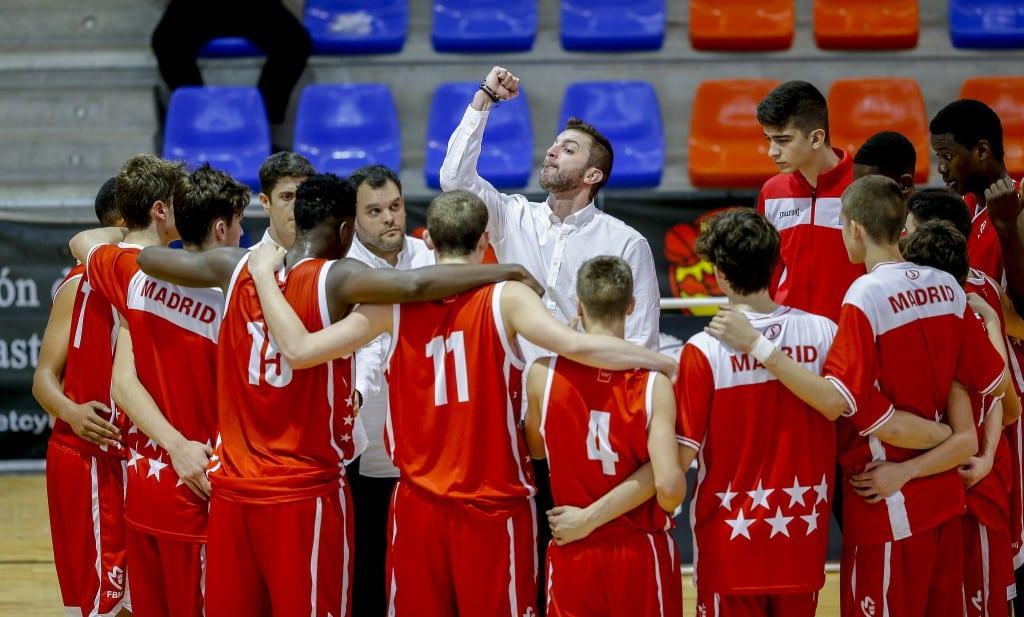 Movistar Estudiantes, muy bien representado en los éxitos de Madrid en los Campeonatos de España Cadete e Infantil
