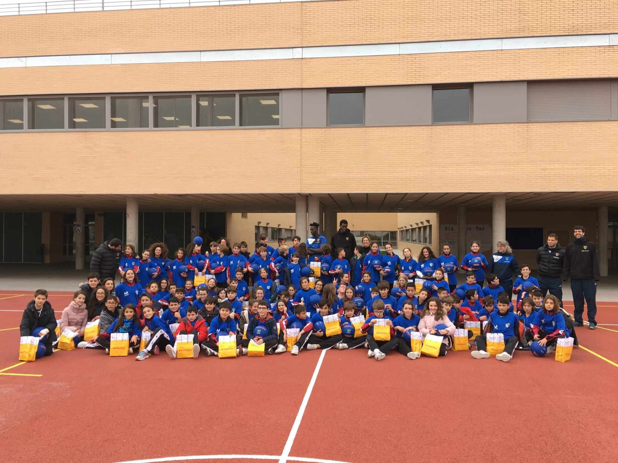 """En marcha la 11ª edición del programa de visitas a colegios """"Alimentando el Futuro"""""""