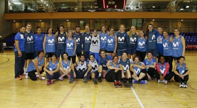 """Primer ProAm Femenino del Club de Negocios Movistar Estudiantes: """"Los valores, el corazón de un equipo"""""""
