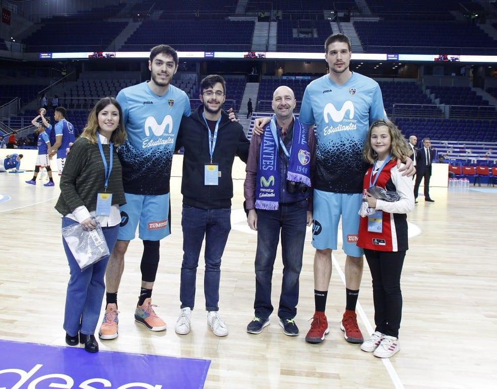 ¡Así se vivió en marzo el baloncesto desde el SOFÁ MOVISTAR de Movistar Likes!