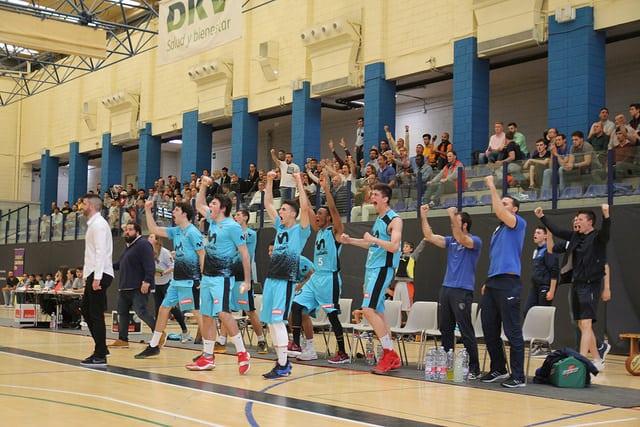 Movistar Estudiantes, Campeón de Madrid Junior masculino con un día de adelanto