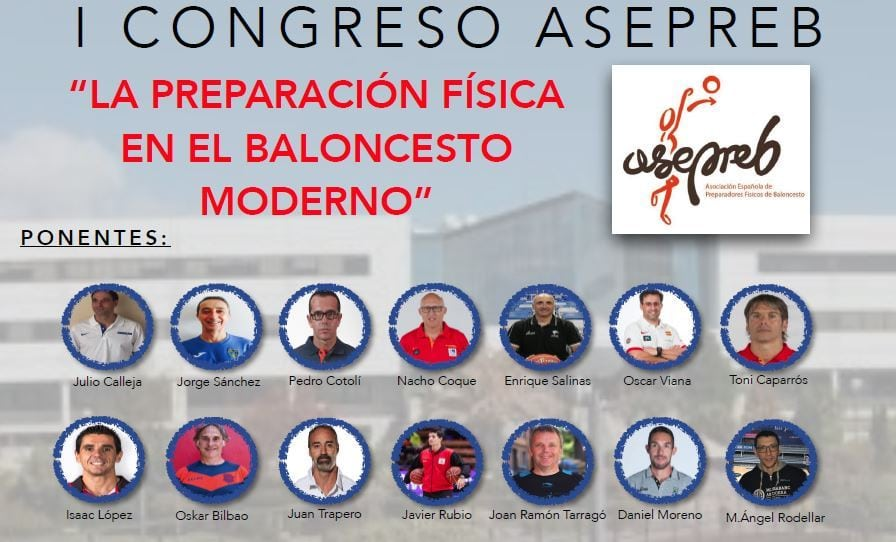 Movistar Estudiantes en el I Congreso ASEPREB