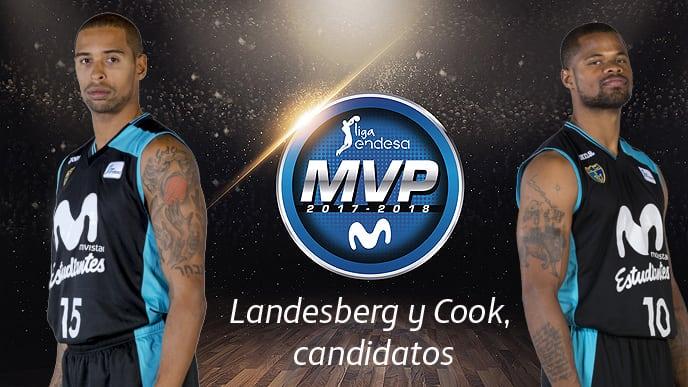 ¡Vota por tu candidato para el MVP Movistar 2017-18!