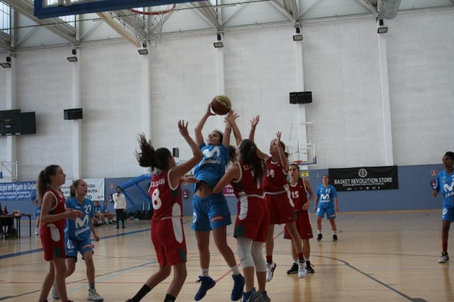Horarios de cantera 5-6 de mayo: ¡Playoff en Minibasket!