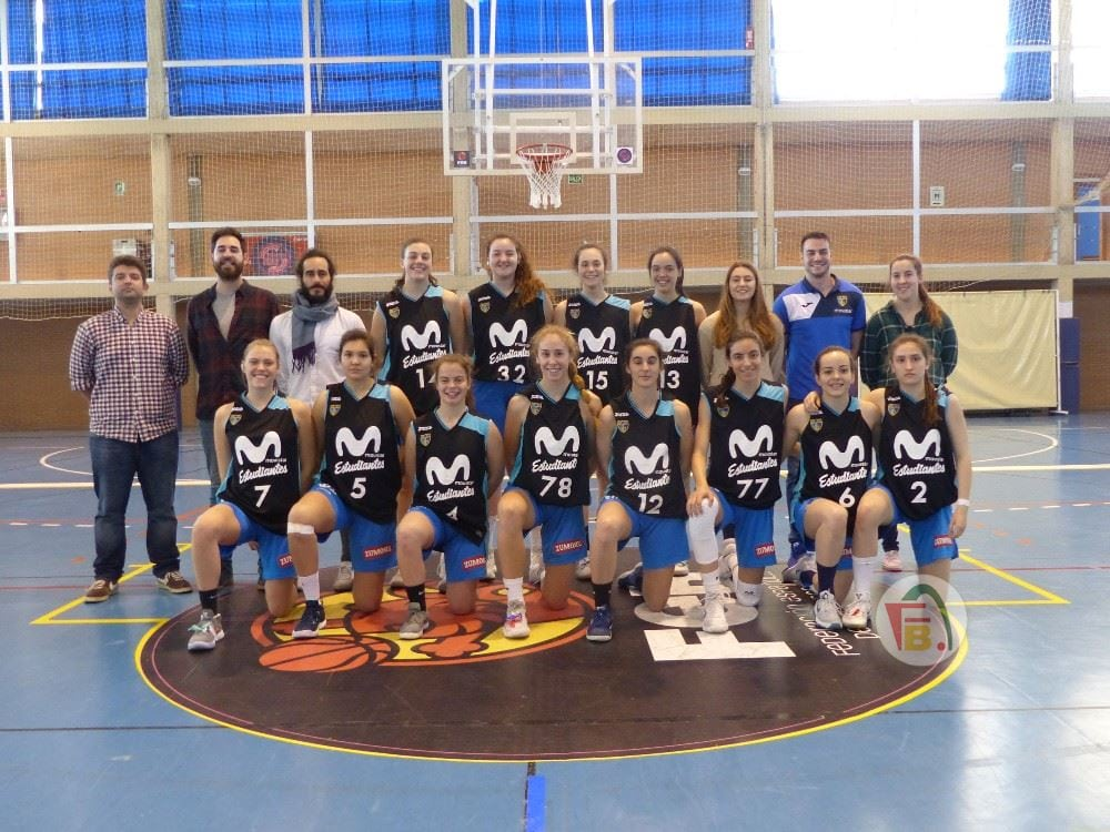 Campeonatos de España junior femenino y masculino: a octavos de final como segundos de grupo