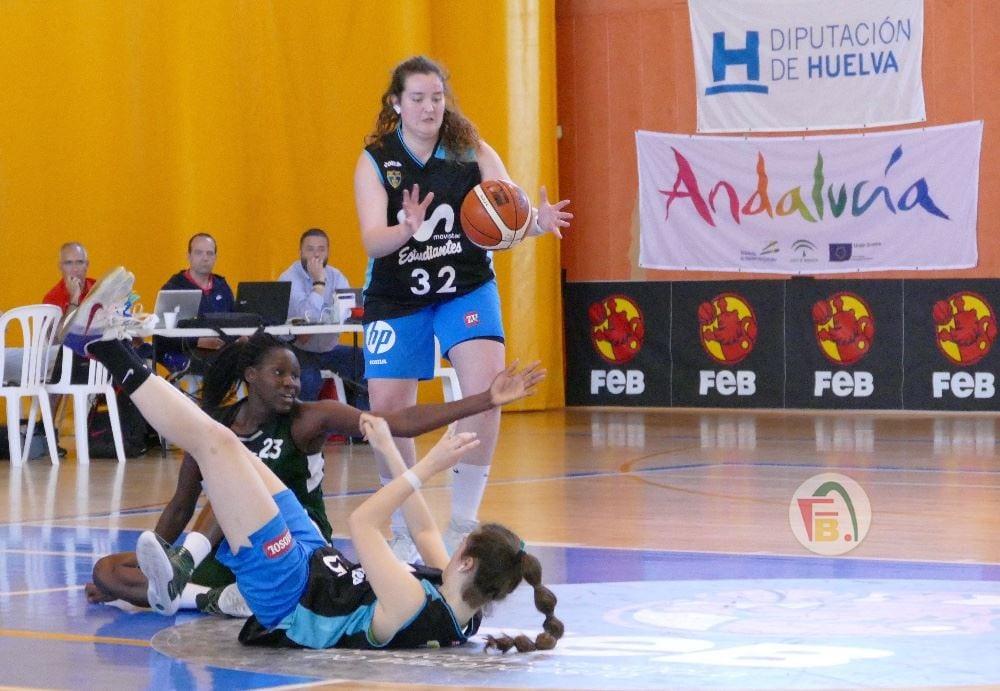 Crueles derrotas en cuartos de final para los y las junior de Movistar Estudiantes en los Campeonatos de España