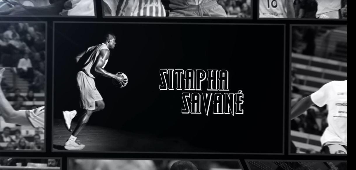 ¡¡Gracias Sitapha!! El vídeo que se puso durante el homenaje a Savané