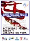 Cursos promocionales del I Master en Actividad Física, Salud y Calidad de Vida.