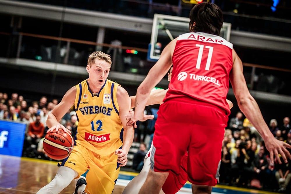 Ludde Hakanson, de nuevo con la selección sueca