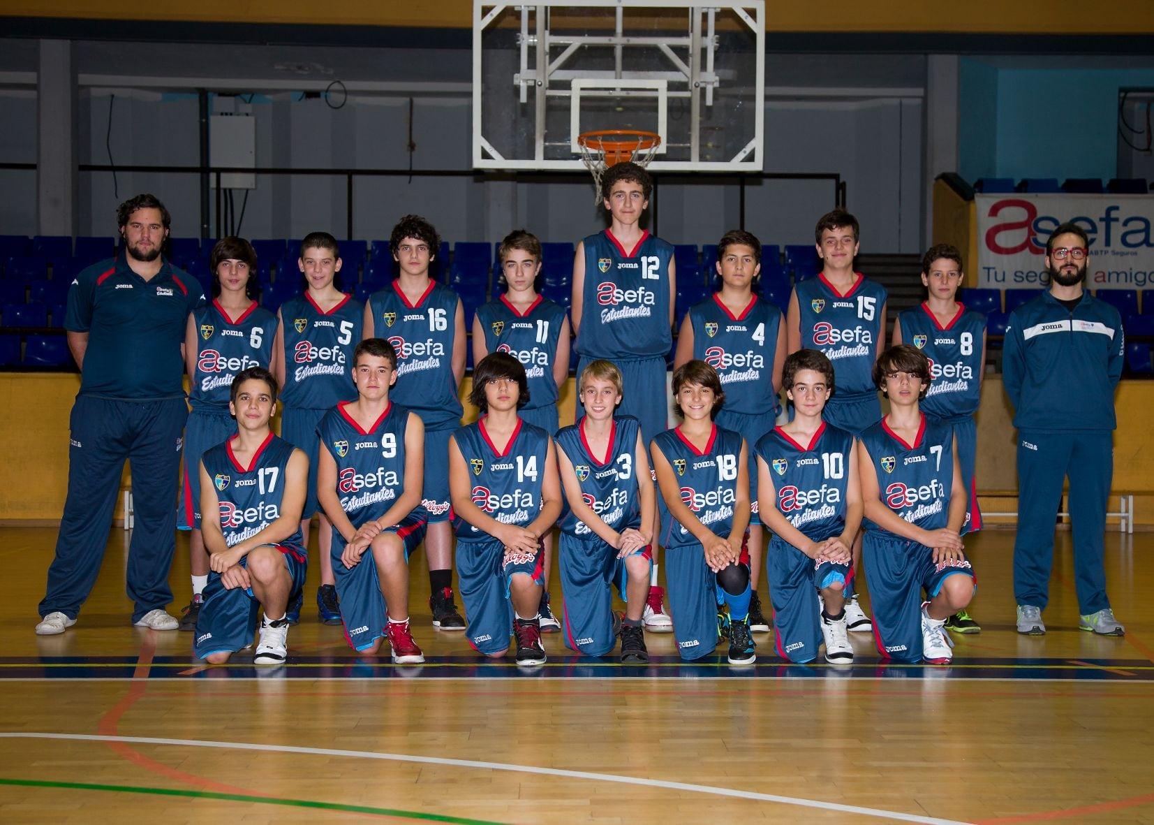 Infantil E Masculino 2012-13