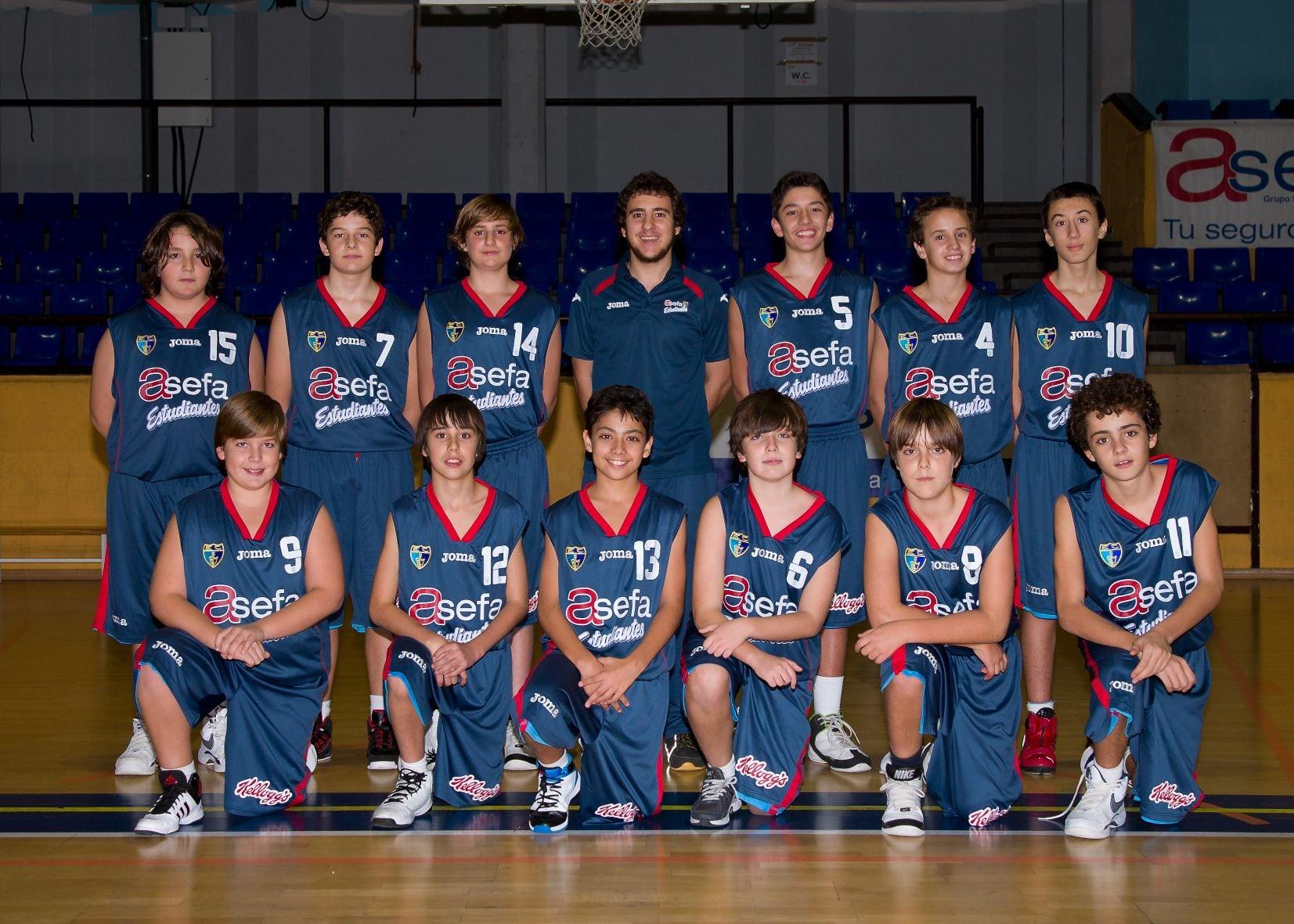 Infantil F Masculino 2012-13
