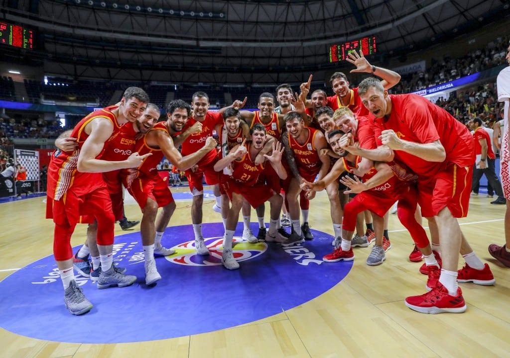 Intensas Ventanas FIBA para los 6 estudiantiles